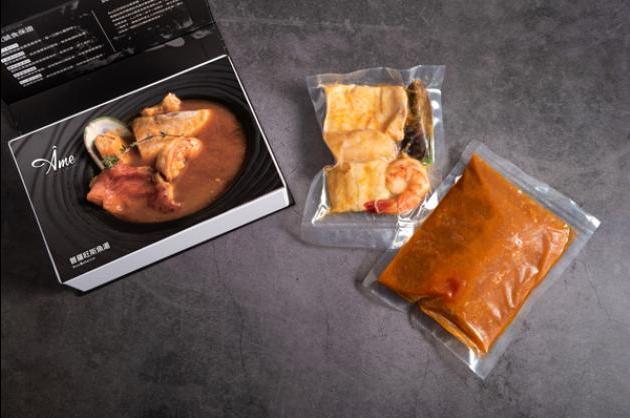普羅旺斯魚湯(買三組,送女巫湯一組) 6