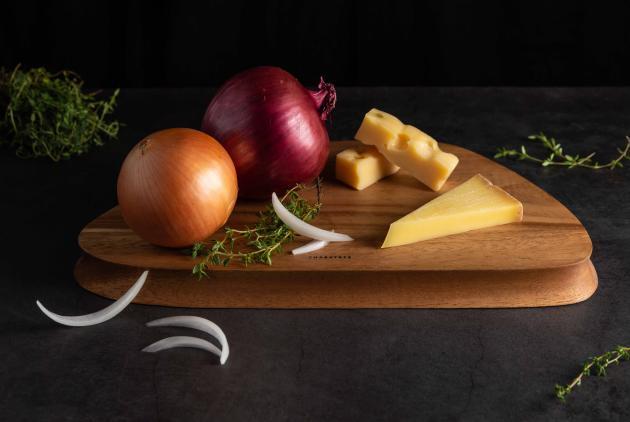 法式焗烤洋蔥湯 4
