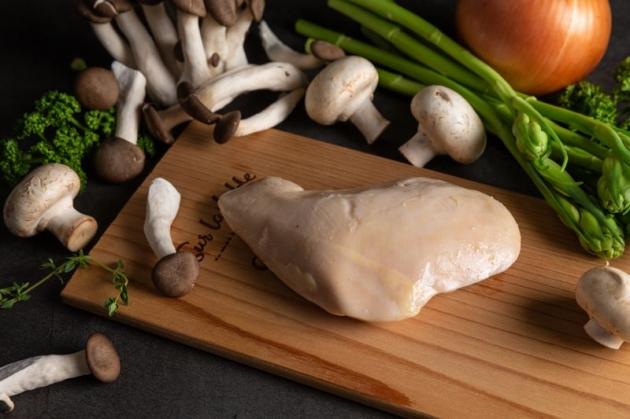 舒肥嫩雞胸 - 法式蘑菇泥口味 5